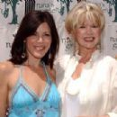 Tricia Fisher & Mother Connie Stevens - 302 x 309