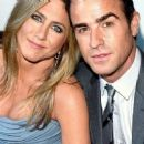 Jennifer Aniston and Justin Theroux - 454 x 255