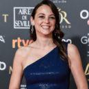 Leonor Watling- Goya Cinema Awards 2019 - Red Carpet - 400 x 600