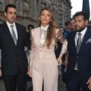 Blake Lively – Leaving The Corinthia Hotel in London
