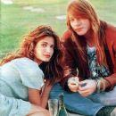 Axl Rose and Stephanie Seymour