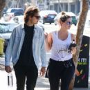 Mischa Barton – Out on a walk in Los Angeles