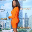 Garcelle Beauvais – 'Spider-Man: Homecoming' Premiere in Hollywood - 454 x 681