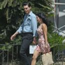 Vanessa Hudgens and Austin Butler – Out and about in Los Feliz