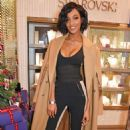 Jourdan Dunn – Exclusive Swarvski Meet and Greet in London - 454 x 699