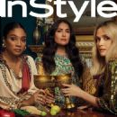 Salma Hayek - InStyle Magazine Cover [United States] (January 2020)