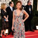 Jenna Fischer - 66th Annual Golden Globe Awards Held At The Beverly Hilton Hotel In LA, 11.01.2009.