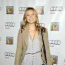 Spencer Grammer - Best Buddies International's 'Bowling For Buddies' Benefit Presented By Audi At Lucky Strike Lanes At L.A. Live On February 21, 2010 In Los Angeles, California - 454 x 575