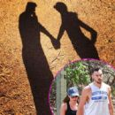 Lea Michele Shares Shadow Picture of Boyfriend Matthew Paetz, Says She's in Love