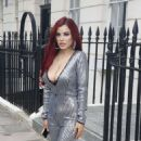 Carla Howe in Jumpsuit – Out and about in London - 454 x 681