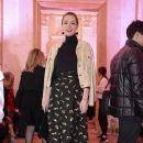 Begüm Kütük : VIP Guests - Day 1 - Mercedes-Benz Fashion Week Istanbul - March 2017 - 381 x 600