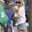 Ashley Olsen Gets a Furry Friend