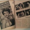 Elizabeth Taylor - Silver Screen Magazine Pictorial [United States] (February 1951)