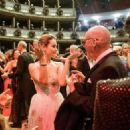 Lily James – Vienna Opera Ball Opening Ceremony in Austria February 10, 2018 - 454 x 325