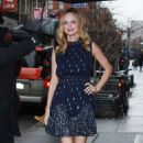 Heather Graham – Arriving at the AOL Build Speaker Series in NY - 454 x 743