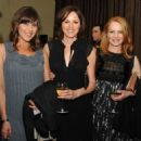 Lelah Foster and Jorja Fox - 2009 Genesis Awards - 454 x 476