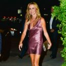 Amanda Holden – Arriving to the Simon Cowell 'Hollywood Star Celebration Party' in LA - 454 x 680