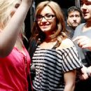 Demi Lovato - Leaving The London Hotel In New York City - August 21, 2010