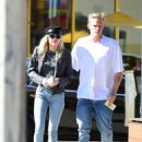 Miley Cyrus and Cody Simpson – Out in Los Angeles