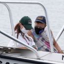 Emily Ratajkowski – Pictured on a Boat in Long Island