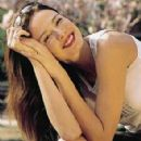 Luciana Gimenez in New York - 2001