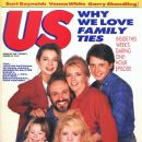 Michael J. Fox - US Weekly Magazine [United States] (23 March 1987)