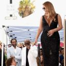 Mariah Carey is honored with Star on The Hollywood Walk of Fame on August 5, 2015 in Hollywood, California