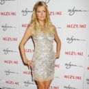 Paris Hilton: at the Wynn Las Vegas unveiling of Mizumi