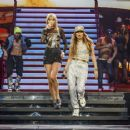 Taylor and special guest Jennifer Lopez performed for the capacity crowd of more than 15,000 fans at Staples Center on August 24, 2013 in Los Angeles, California