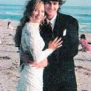 Hugh & Angela O'Connor On Their Wedding Day(March 28,1992) - 240 x 468
