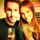 Rudy Fernandez and Helen Lindes - 454 x 607
