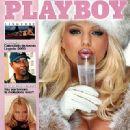 Priscilla Taylor, Lani Todd, Denzel Washington, Elena Paolina - Playboy Magazine Cover [Italy] (January 2003)