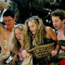 Matthew Lillard, Christina Moore, Rachel Blanchard and Seth Green in Without a Paddle - 2004 - 379 x 267