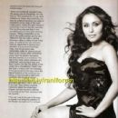 Rani Mukherjee - Cinéblitz Magazine Pictorial [India] (March 2011)