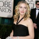Kate Winslet At The 62nd Annual Golden Globe Awards (2005)