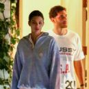 Kendall Jenner – Leaving a party with pal Fai Khadra in LA
