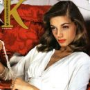 Lauren Bacall - K Magazine Cover [Greece] (24 August 2014)