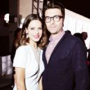 Lyndsy Fonseca and Noah Bean - 454 x 599