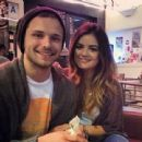 Lucy Hale and Joel Crouse