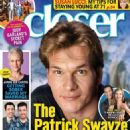 Patrick Swayze - Closer Magazine Cover [United States] (8 October 2018)