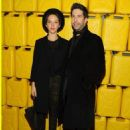 David Schwimmer and Zoe Buckman - 454 x 680