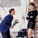 Cindy Crawford - GQ Magazine Pictorial [United States] (August 1997)