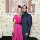 Olivia Jordan and Jay Hector: IMDb LIVE Viewing Party