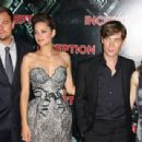 'Inception' Paris Premiere