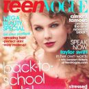 Taylor Swift - Teen Vogue Magazine Cover [United States] (August 2011)