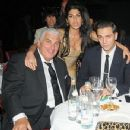Amy Winehouse and Reg Traviss - 349 x 366