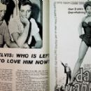 Elvis Presley - Movie Life Magazine Pictorial [United States] (November 1958) - 454 x 285