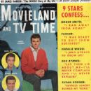 James Darren - Movieland Magazine Cover [United States] (March 1960)