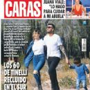 Marcelo Tinelli and Guillermina Valdez - Caras Magazine Cover [Argentina] (5 April 2020)