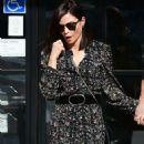 Jenna Dewan and her boyfriend Steve Kazee – Out in Los Angeles